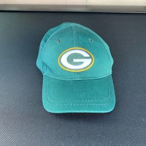 Green Bay Packers baby cap